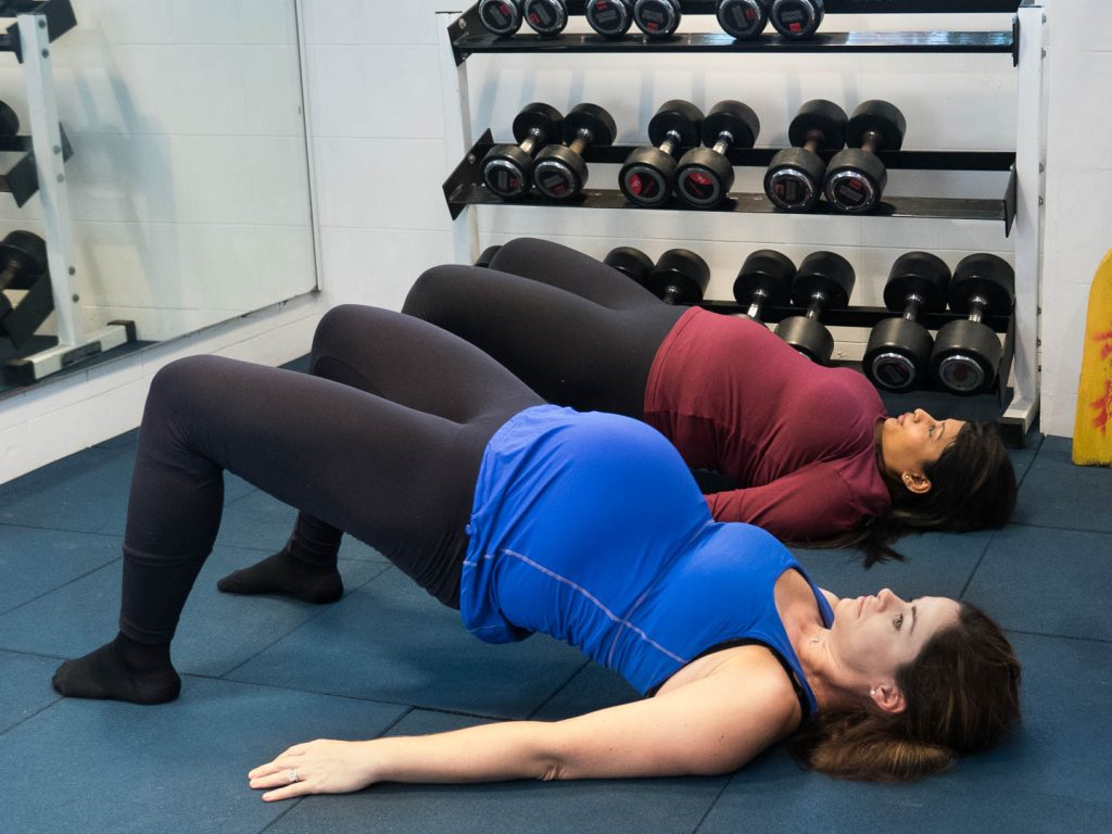 Prenatal Exercise at Aqua Terra Performance Hong Kong